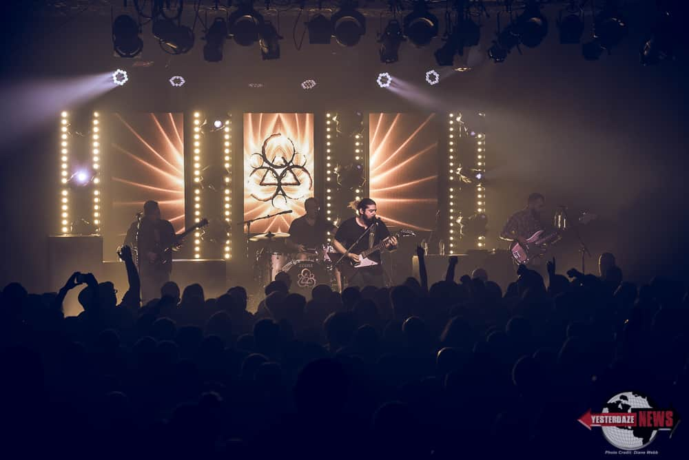 coheed and cambria open neverender gaibsiv tour at seattle 39 s showbox. Black Bedroom Furniture Sets. Home Design Ideas