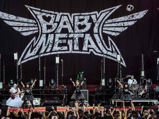 BABYMETAL WORLD TOUR 2018