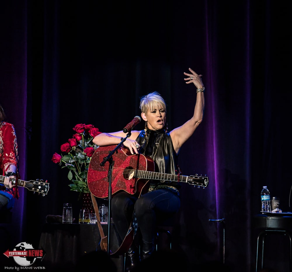 Pam tillis and lorrie morgan team up on grits and glamour tour concert kristyandbryce Choice Image