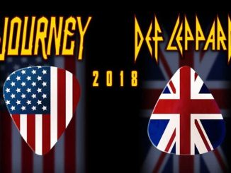 def leppard and journey