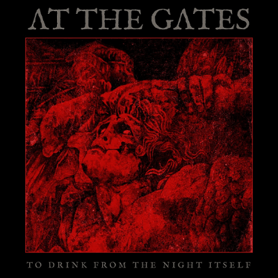 AT THE GATES Unveil Cover