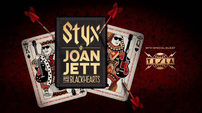 Styx and Joan Jett