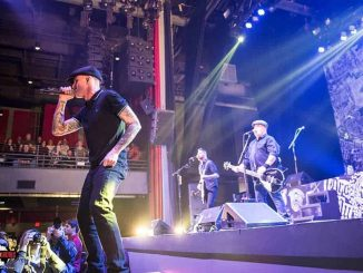 Dropkick Murphys Perform