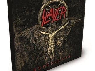 SLAYER ANNOUNCES THE REPENTLESS