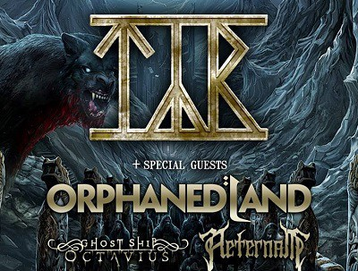 Týr North American Tour