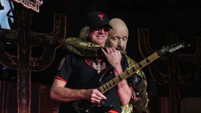 Judas Priest Firepower Tour