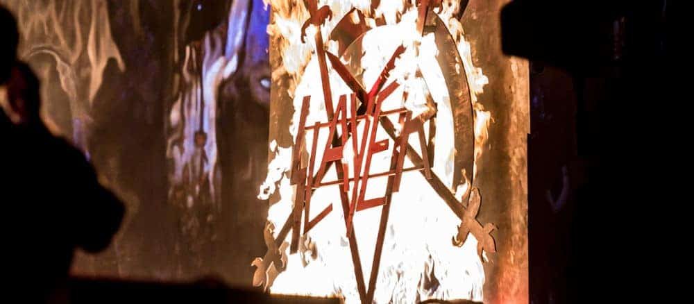 Slayer End of Days