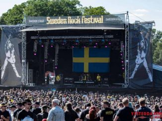 Astral Doors Sweden Rock Festival 2018