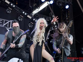 In This Moment Sweden Rock Festival 2018