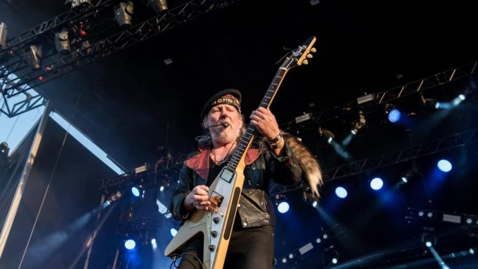 Heavy Load Sweden Rock Festival 2018