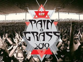 KISW Pain In The Grass 2018