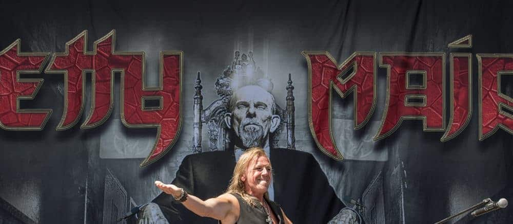 Pretty Maids Sweden Rock Festival 2018