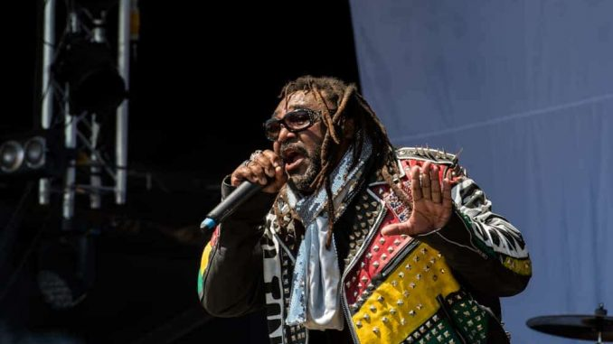 Skindred Sweden Rock Festival 2018
