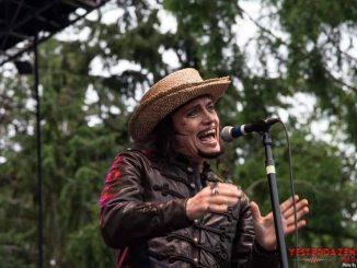 Adam Ant Live At Woodland Park's 2018 ZooTunes