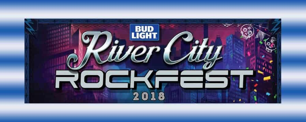 Bud Light River City Rockfest Top 10