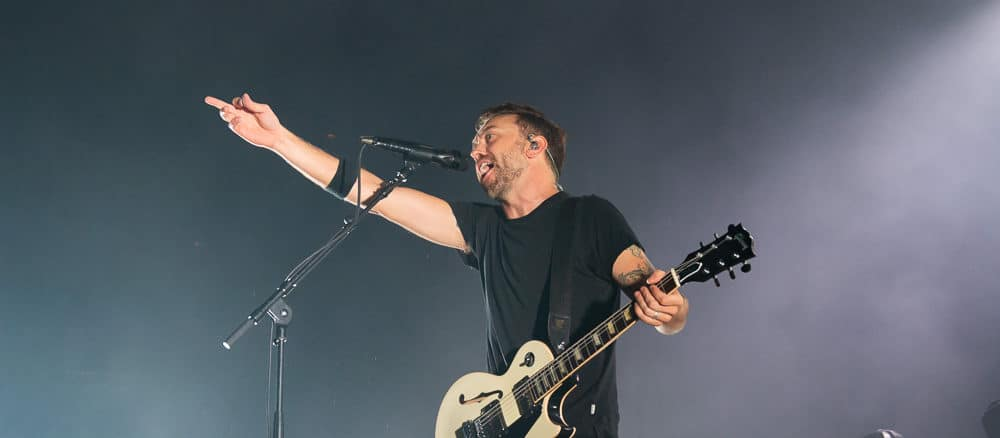 Rise Against Mourning In Amerika