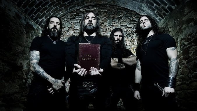 Rotting Christ Heretics