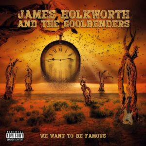 James Holkworth and the Coolbenders Cover art